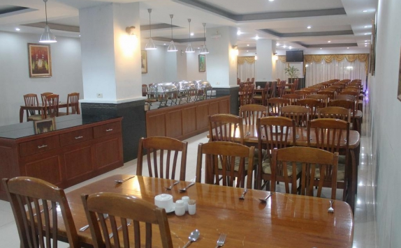Restaurant di Sulthan Hotel International