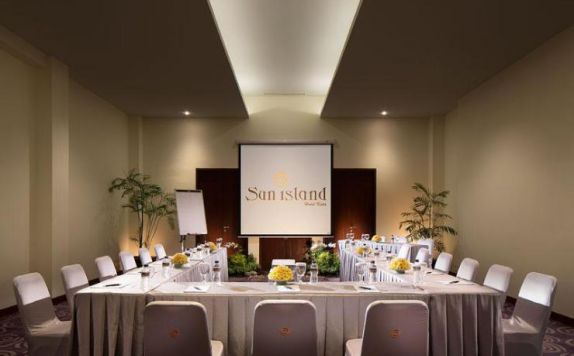 meeting room di Sun Island Kuta