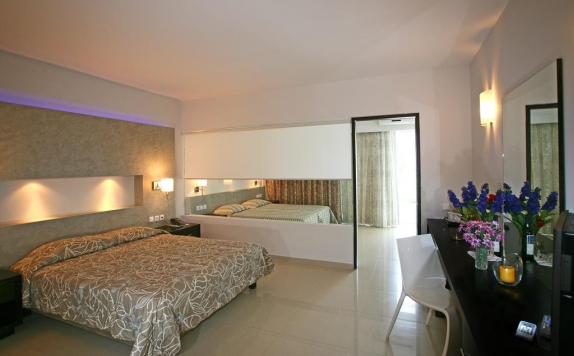 Guest room di Sun Palace Hotel (Ex : Trowulan Mojopahit Boutique Hotel )