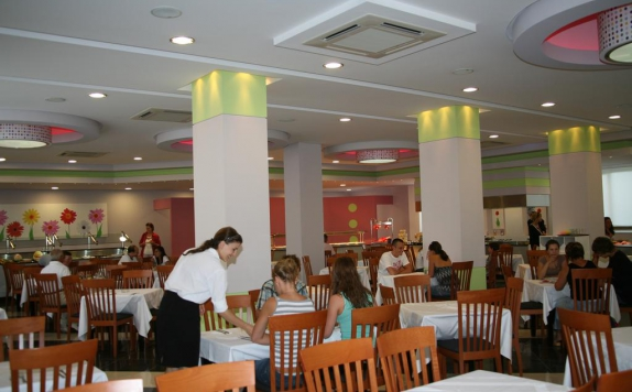 Restaurant di Sun Palace Hotel (Ex : Trowulan Mojopahit Boutique Hotel )