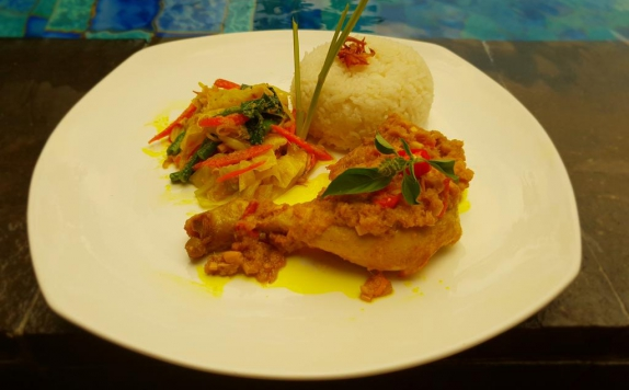 food di Sun Royal Bali