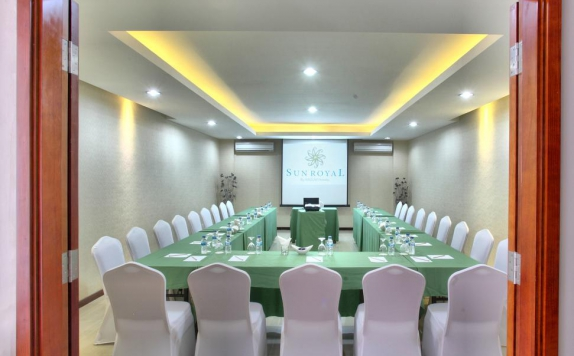 Meeting room di Sun Royal Bali