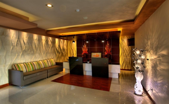 Receptionist di Sun Royal Bali