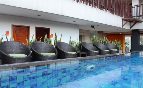 Swiming Pool di Sun Royal Bali