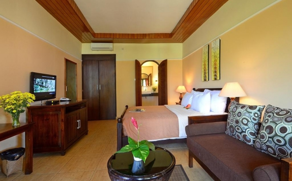 Guest room di Sunset House Lombok