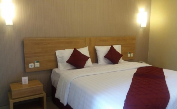 Guest room di Sunshine Family Homestay