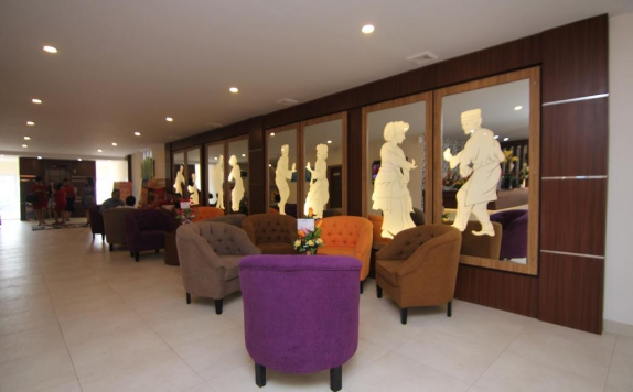 lobby di Superstar Hotel