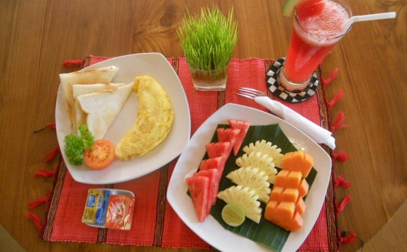 Foods and Beverages Hotel di Sura Inn Ubud