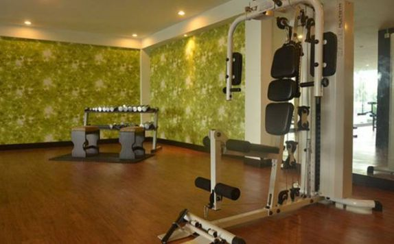 Gym Center di Surya Hotel Duri