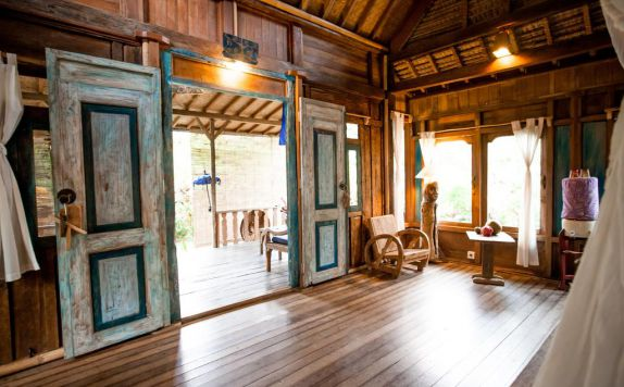 interior di Swasti Eco Cottages