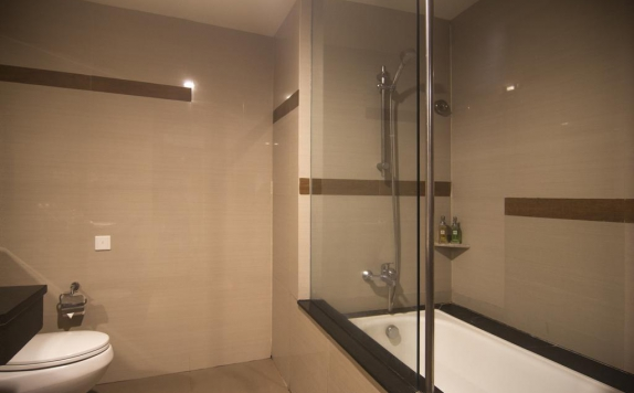 Bathroom di Swiss-Belhotel Rainforest