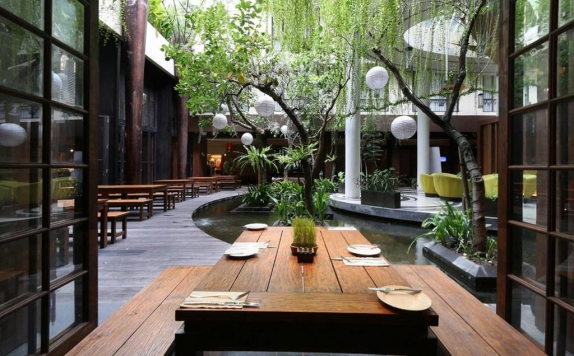 Restaurant di Swiss-Belhotel Rainforest