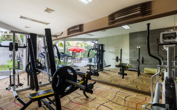Fitness Center di Swiss-Belinn Malang