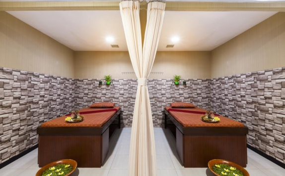 Massage & Spa di Swiss-Belinn Malang