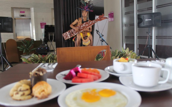 food and beverages di Swiss-Belinn Pangkalan Bun