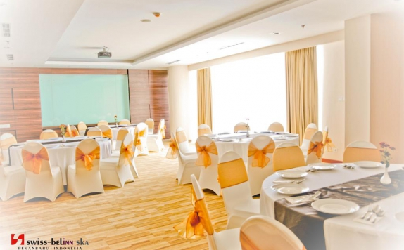 Meeting room di Swiss-Belinn Ska Pekanbaru