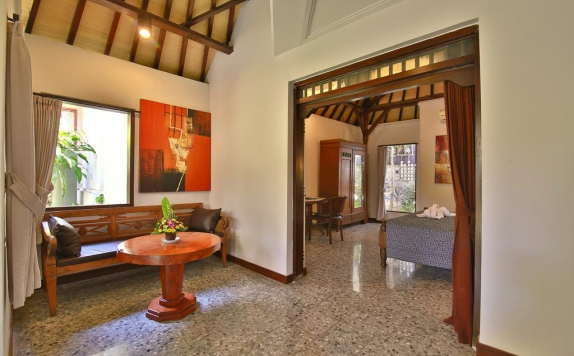 Guest Room di Taman Harum Cottages Hotel