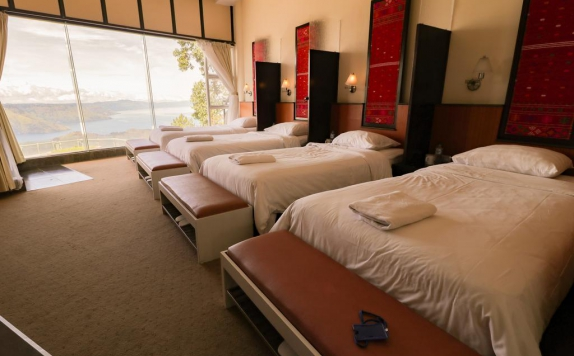 Guest Room di Taman Simalem Resort