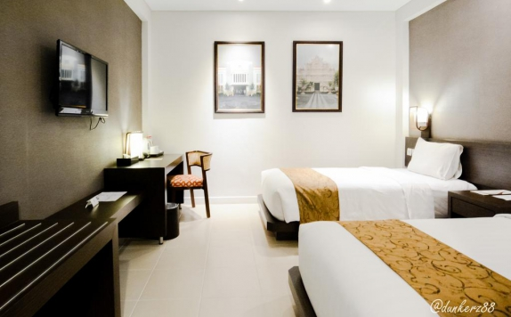 Guest room di Tasneem Boutique Convention Hotel