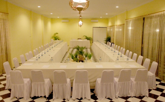 Meeting room di Tasneem Boutique Convention Hotel
