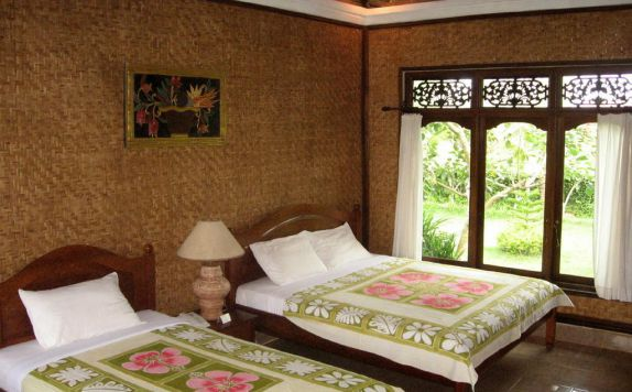 guest room di Terang Bulan Cottages