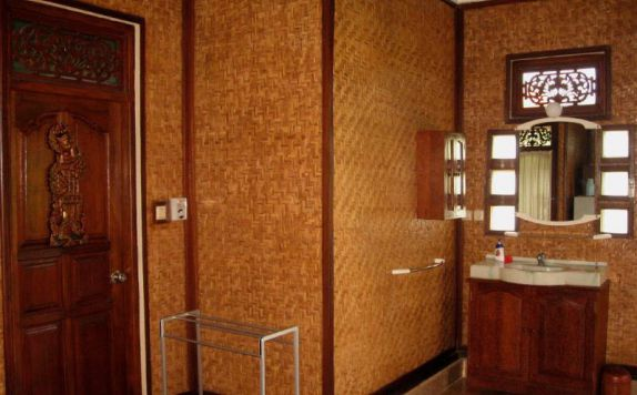 Interior di Terang Bulan Cottages