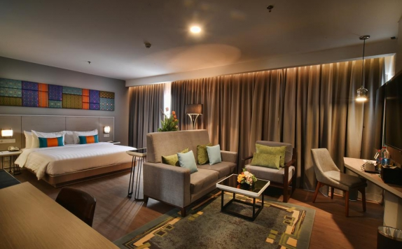 Amenities di The 101 Palembang Rajawali