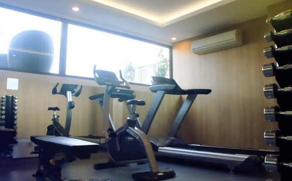 Gym di The 101 Palembang Rajawali