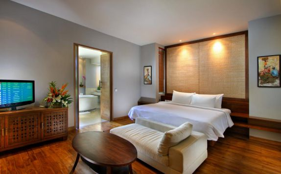 guest room di The Akasha Villa