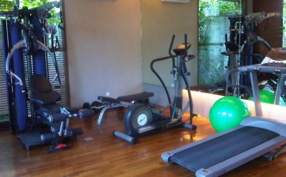 gym di The Akasha Villa