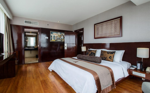 Guest room di The Arista Hotel