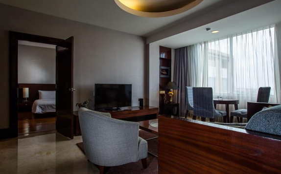 Interior di The Arista Hotel