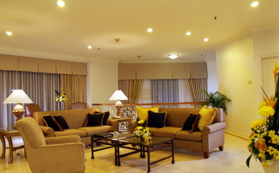 Amenities di The Aryaduta Suites Hotel Semanggi