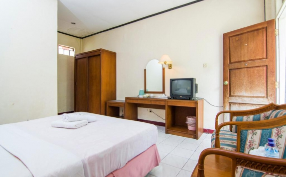 Guest room di The Bandungan Hotel