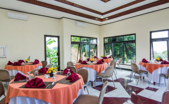 Restaurant di The Bandungan Hotel