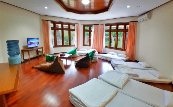 guest room di The Batu Hotel and Villas