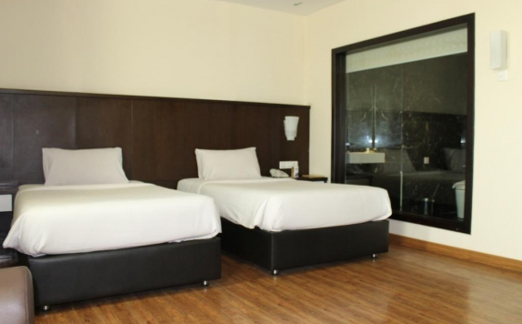 Guest room di The BCC Hotel
