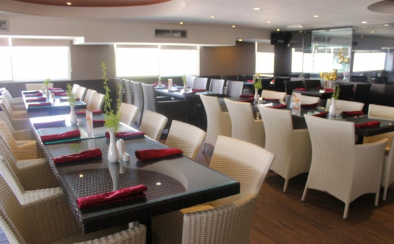 Restaurant di The BCC Hotel