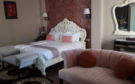 Guest room di The Belagri Hotel and Convention Center