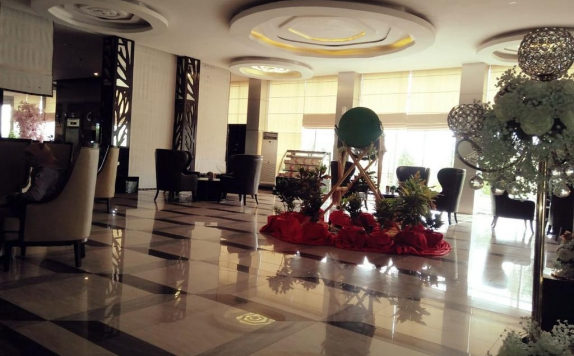 Interior di The Belagri Hotel and Convention Center
