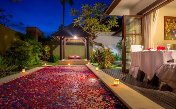 Facilities di The Bidadari Villas and Spa