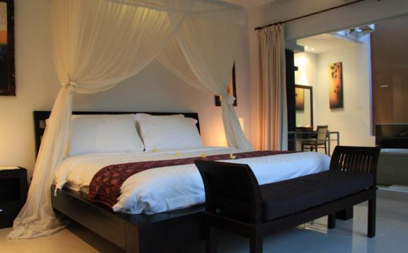 Guest Room di The Bidadari Villas and Spa