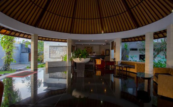 Interior di The Bidadari Villas and Spa
