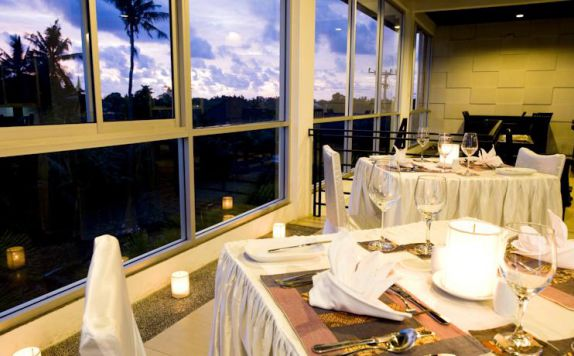 Restaurant di The Bidadari Villas and Spa