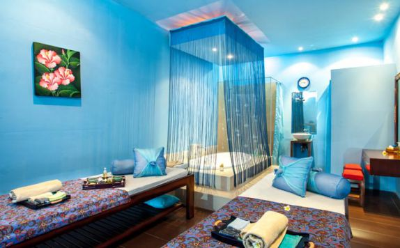 Spa di The Bidadari Villas and Spa