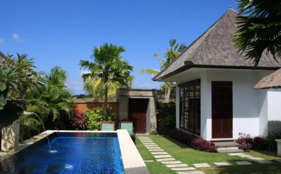 Swimming Pool di The Bidadari Villas and Spa