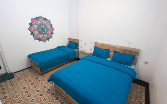 Guest Room di The Bodhi Tree Hostel