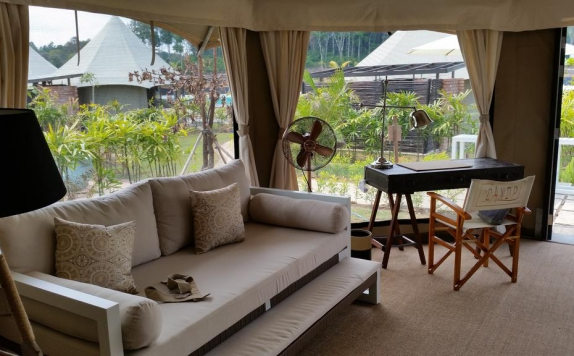 Guest Room di The Canopi Resort