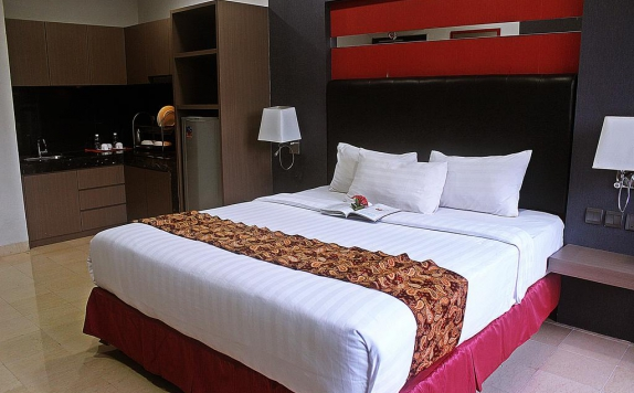 Guest room di The Centro Hotel and Residence