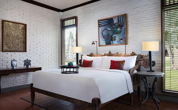 Guest Room di The Chedi Club at Tanah Gajah